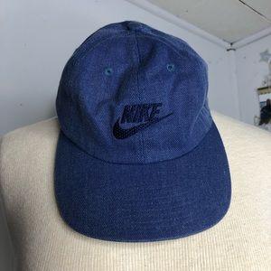 Nike denim hat